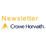 Newsletter Crowe Horwath Gener 2015